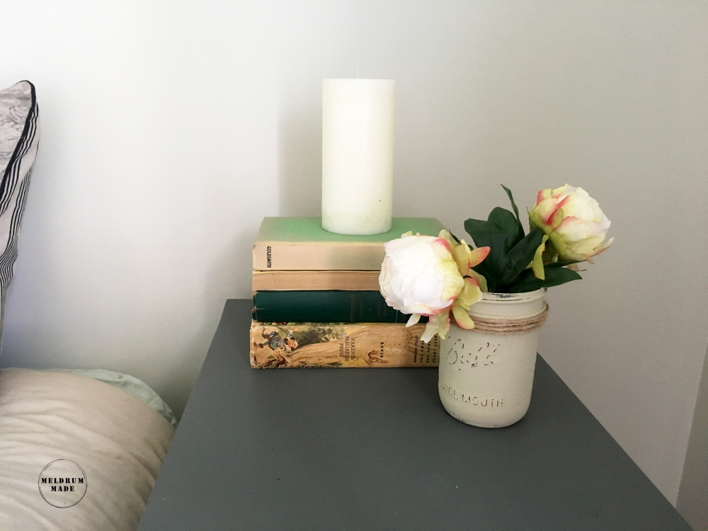 books-peonies-candle